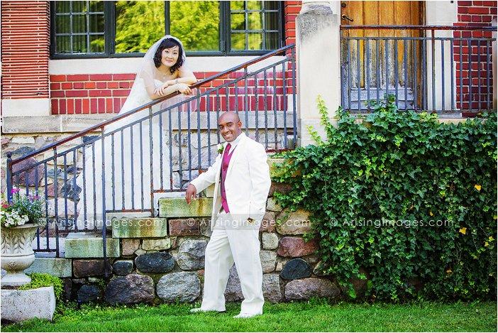 wedding photographer in rochester michigan