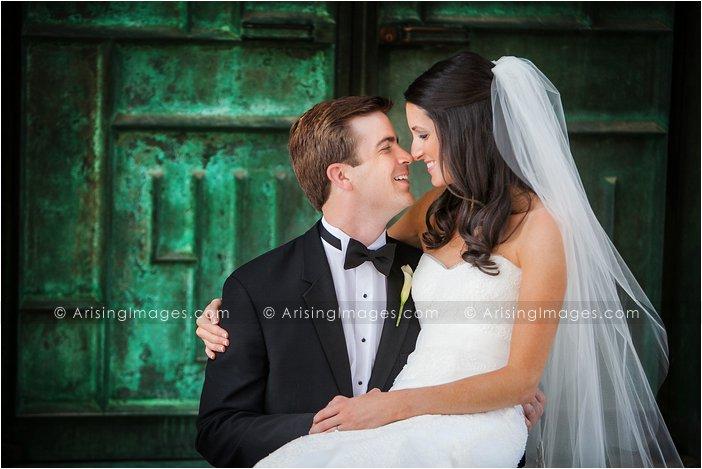 wedding photos at cranbrook in michigan