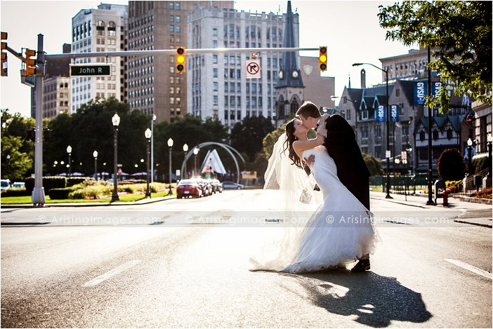 best detroit wedding photos