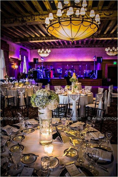 Detroit Athletic Club Wedding Photography - Arising Images