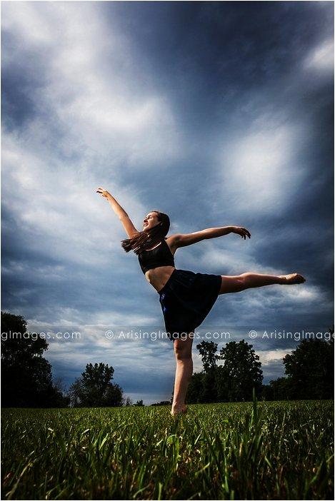 best dance senior photos in michigan
