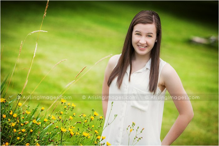 rochester hills senior pictures