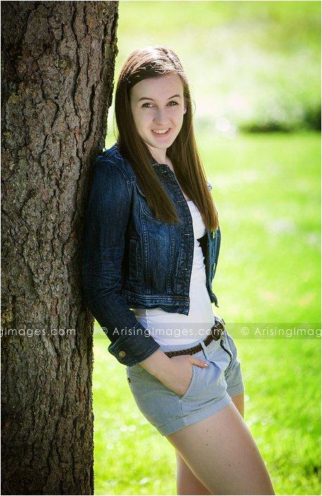 best michigan senior photography