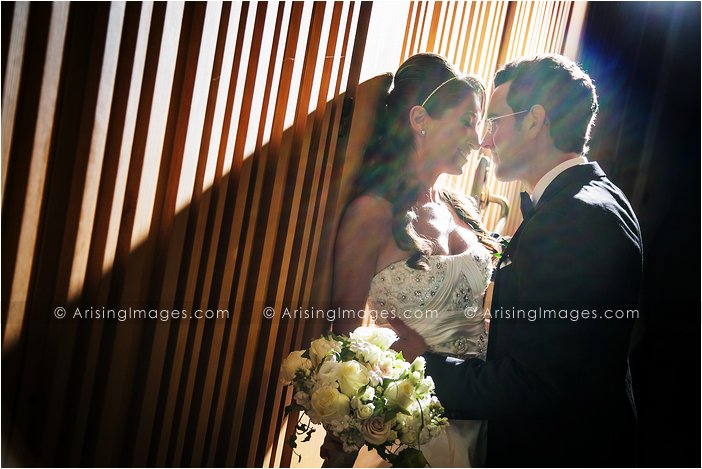 amazing jewish wedding photos at temple israel