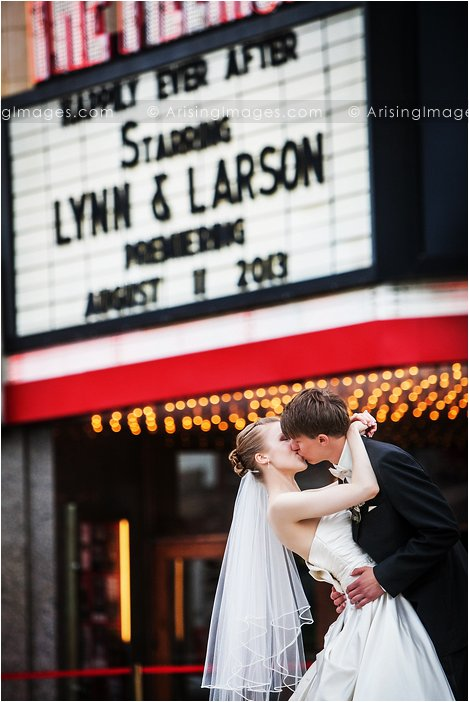 amazing wedding photography at fillmore detroit
