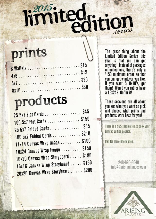 LE Pricing_prem_web
