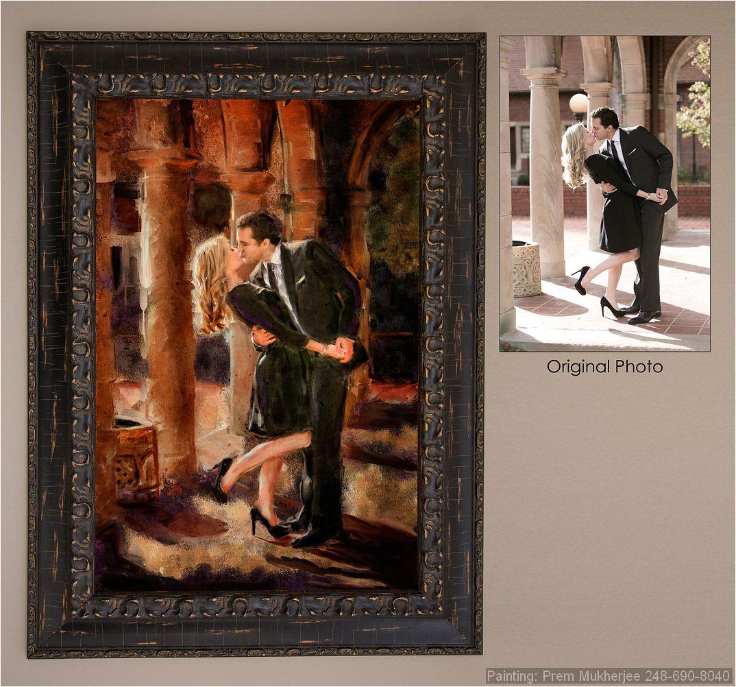 Painting - Summer Romance