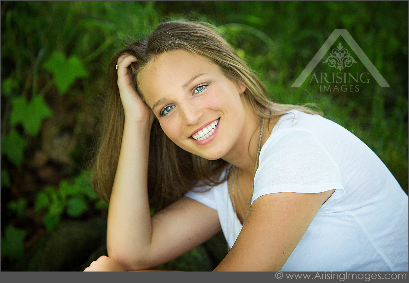 Grand Blanc Senior Pictures with Lauren