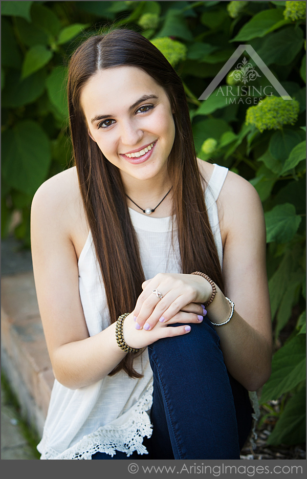 Cool Beverly Hills Michigan Senior Pictures