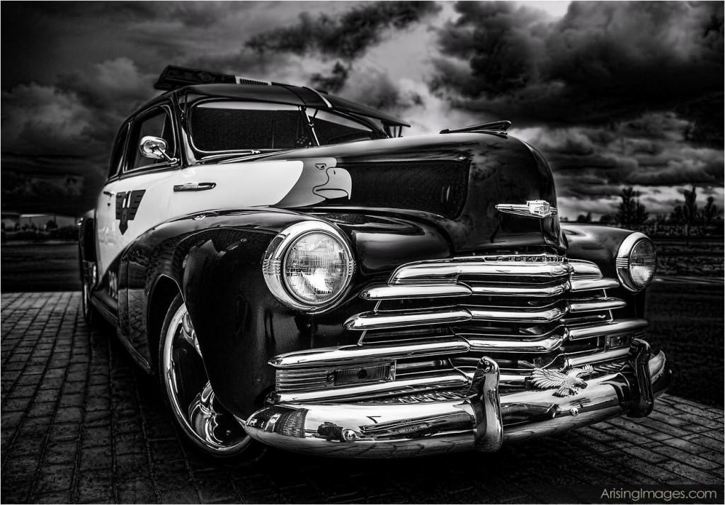 old cars near grand canyon
