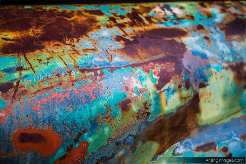 rusted car textures