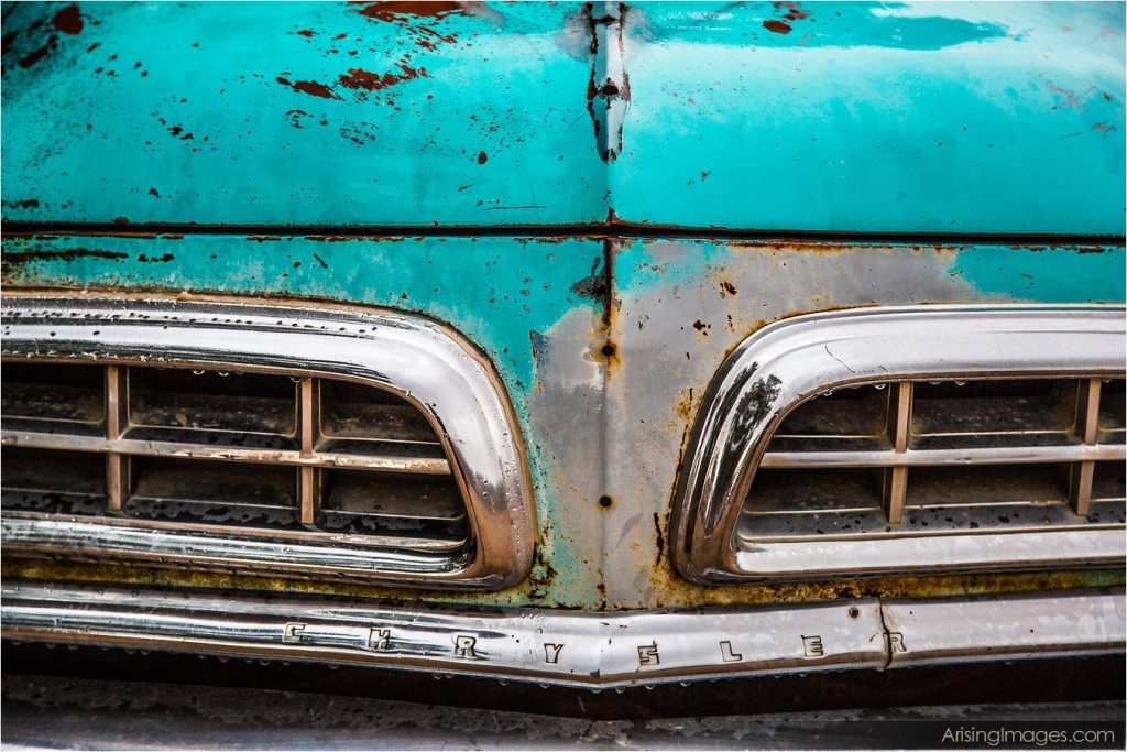 old cars in seligman, az route 66