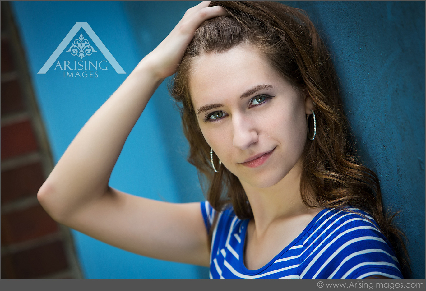 Downtown Rochester senior photography