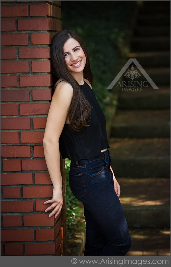 Dressy Casual Senior Photo Outfits