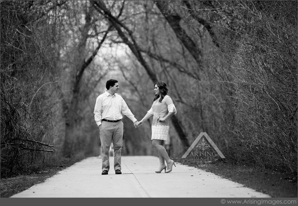 Rochester Engagement Park Pics
