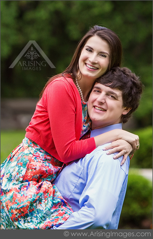 Beautiful engagement pictures