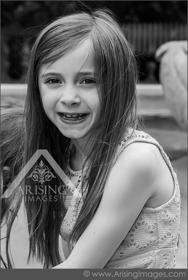 Cute kid photos in Michigan