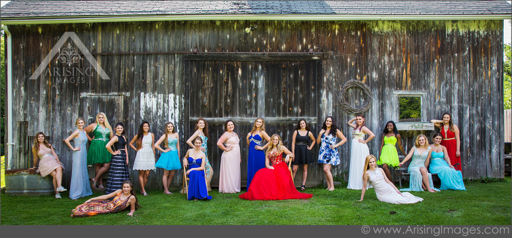 Rock the Dress 2015!