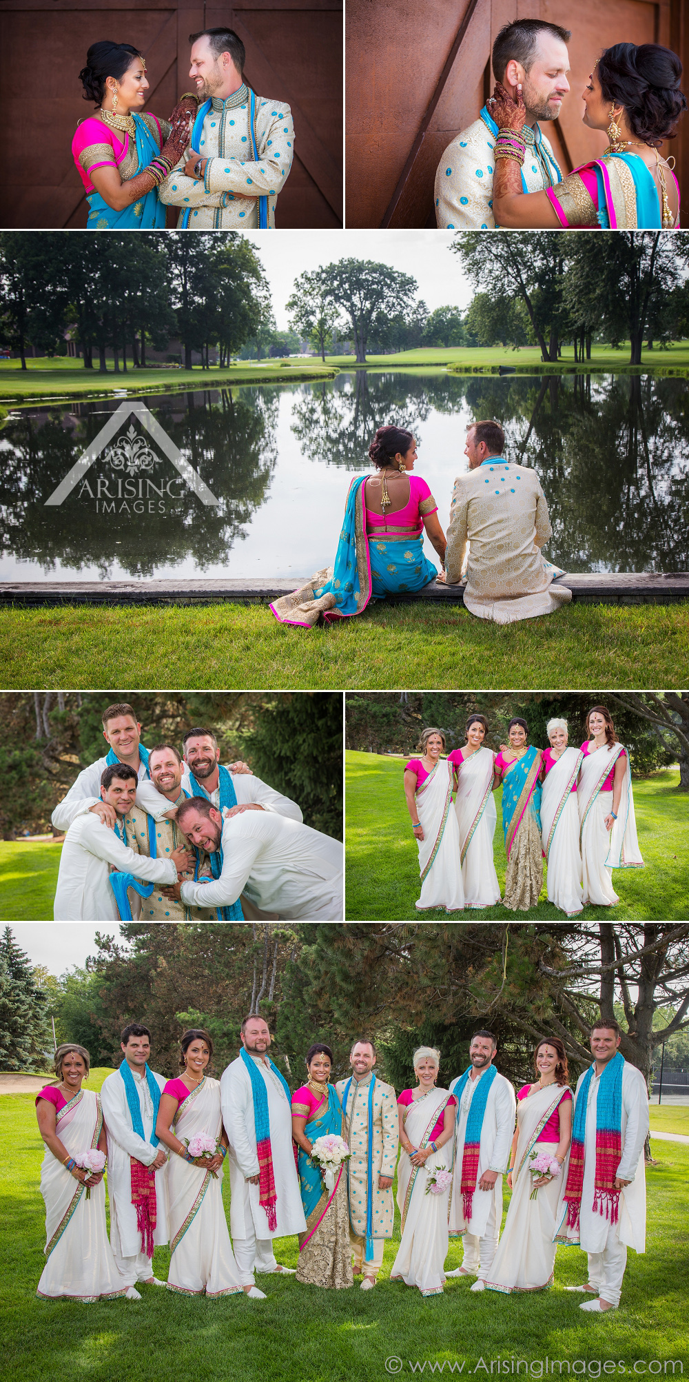 Stunning Grand Blanc, Michigan Wedding