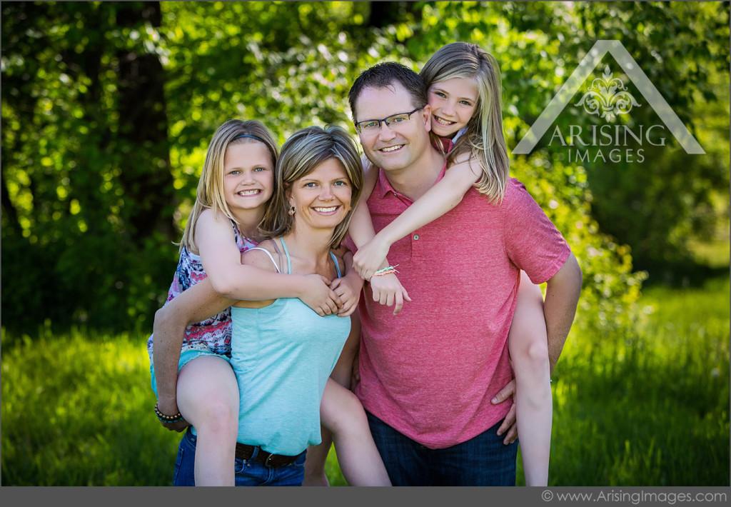 MIchigan Family Portraits