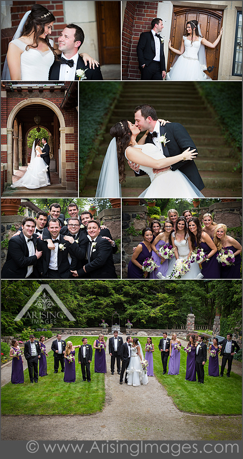Wedding Photography at Cranbrook with Sam & Sarah