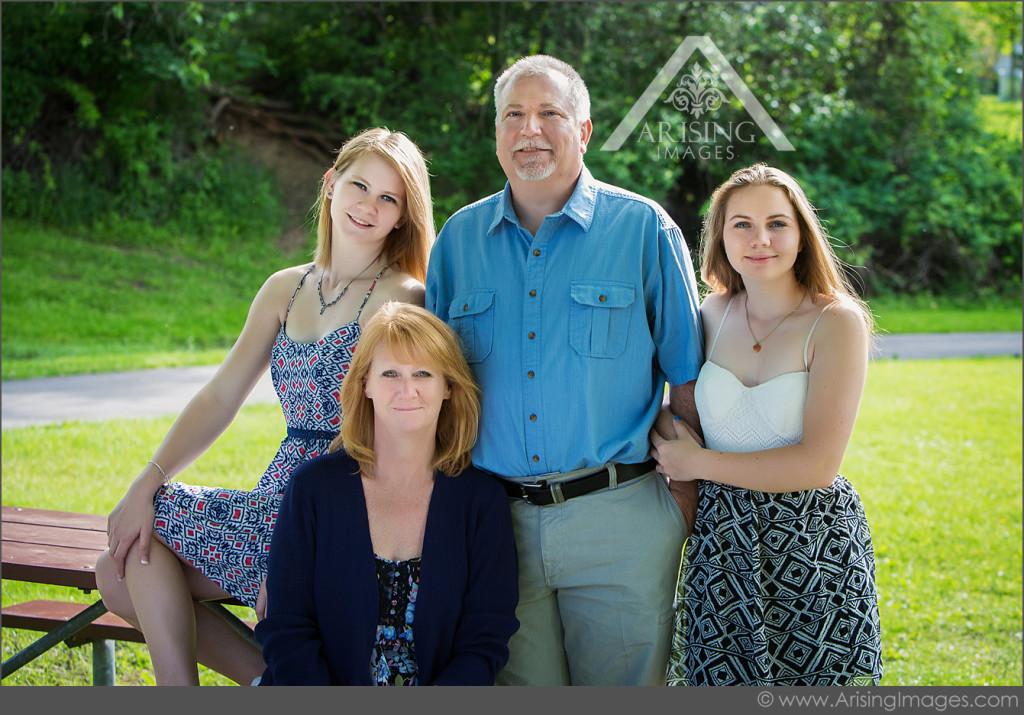 family pics in Rochester Michigan