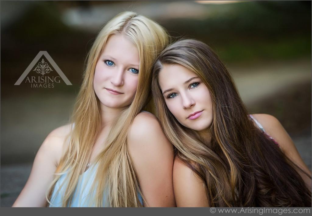 Twin Senior Photography