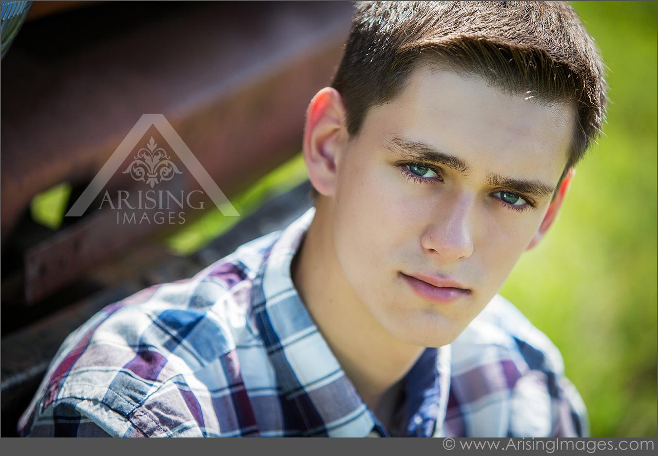 senior photos in Lake Orion