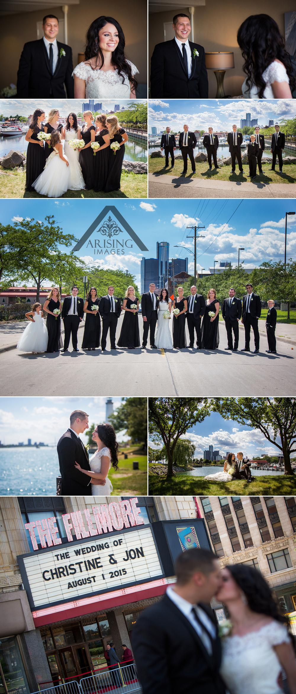 Detroit Area Wedding Photography