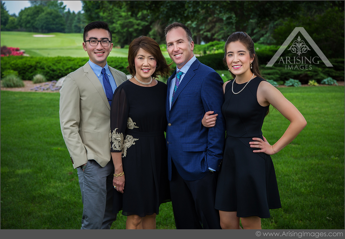 formal family photography in detroit