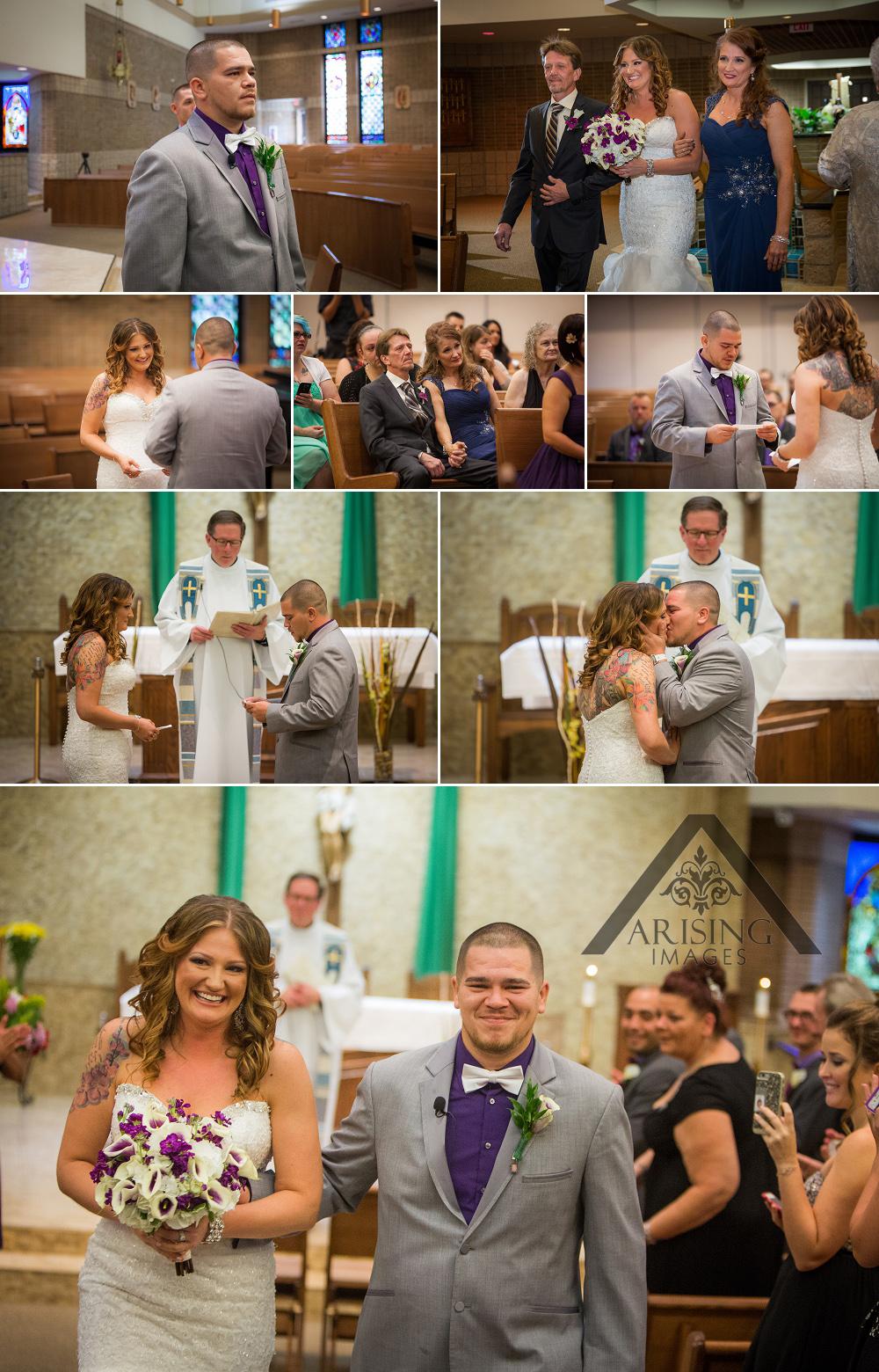 Great Michigan wedding photographers
