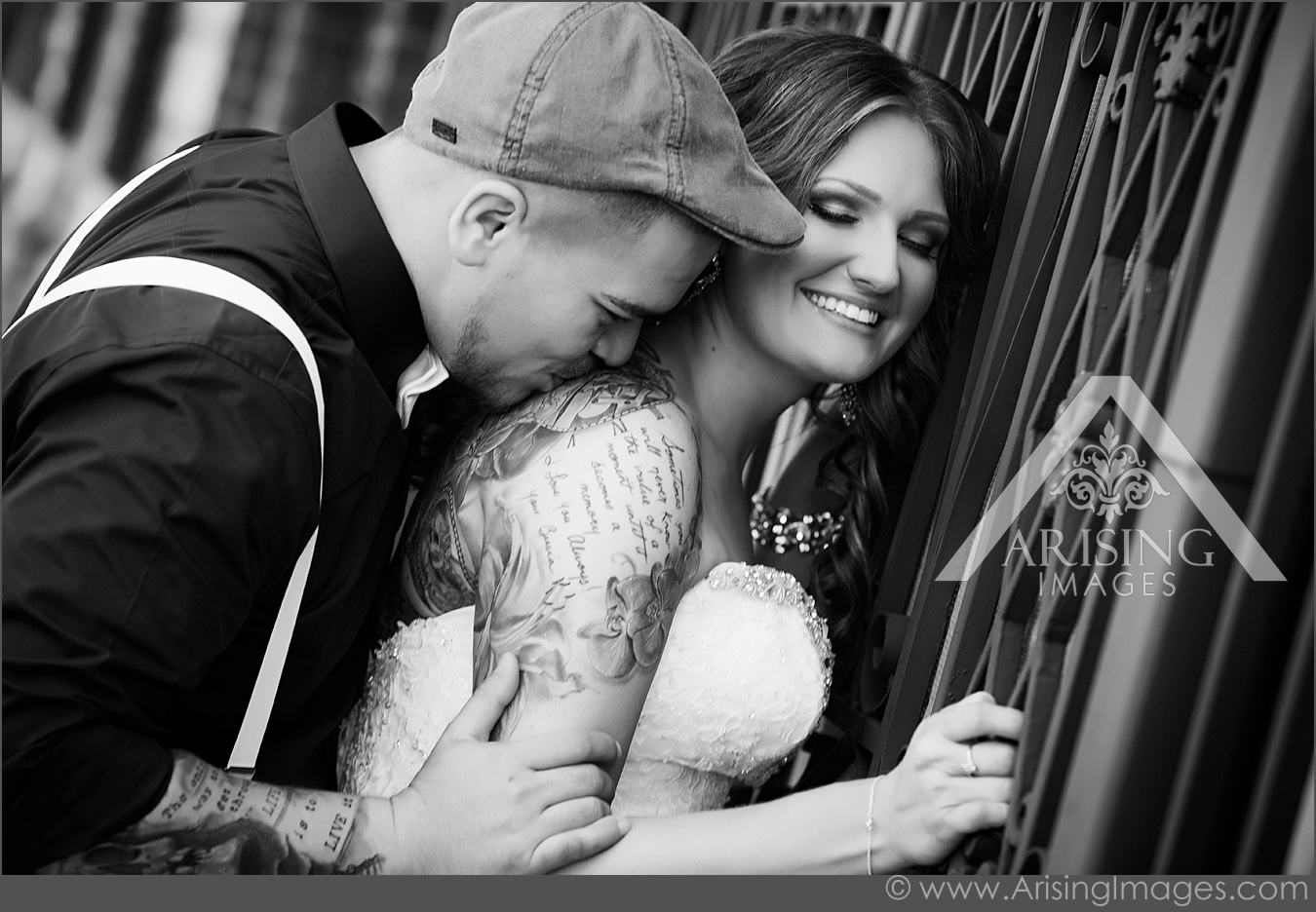 Artistic Michigan Wedding Photography