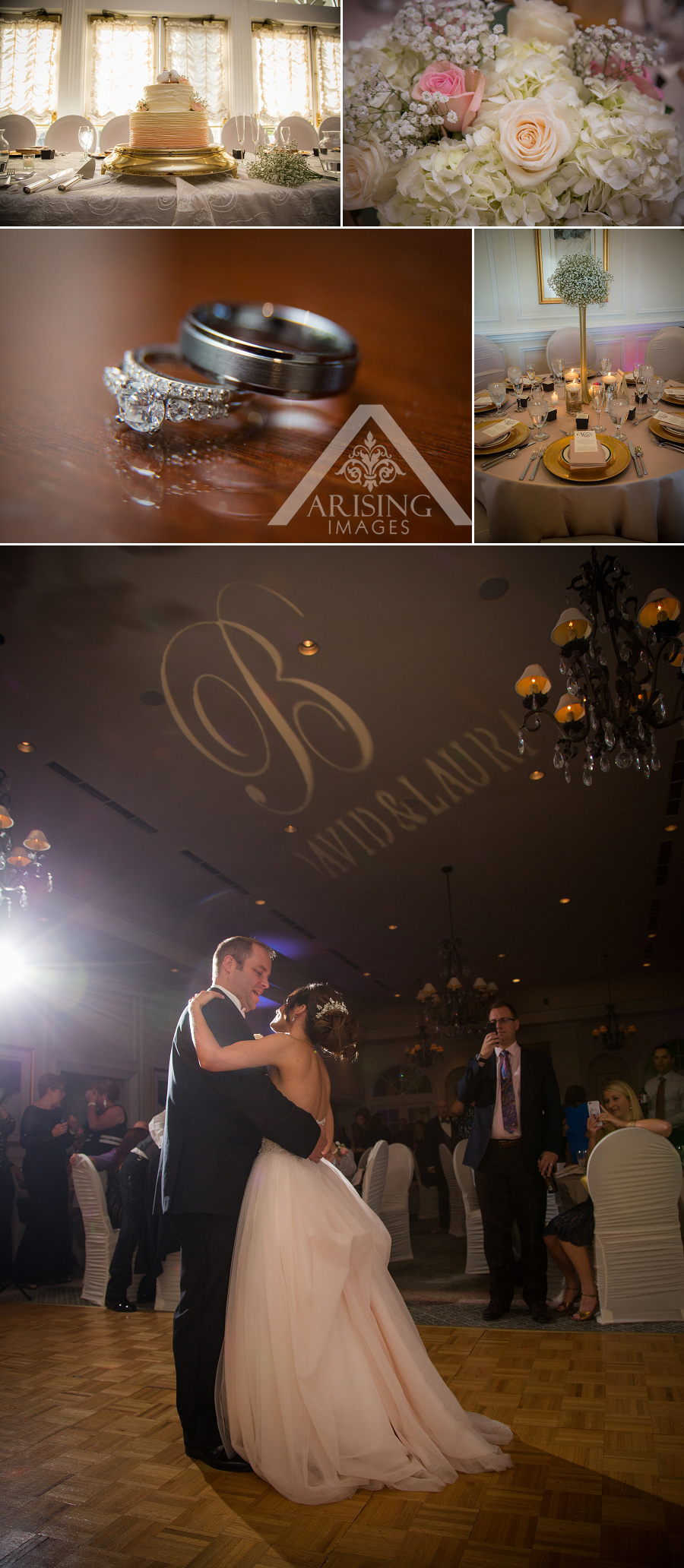 Gorgeous Bloomfield Hills Wedding Photography at the Heathers Club