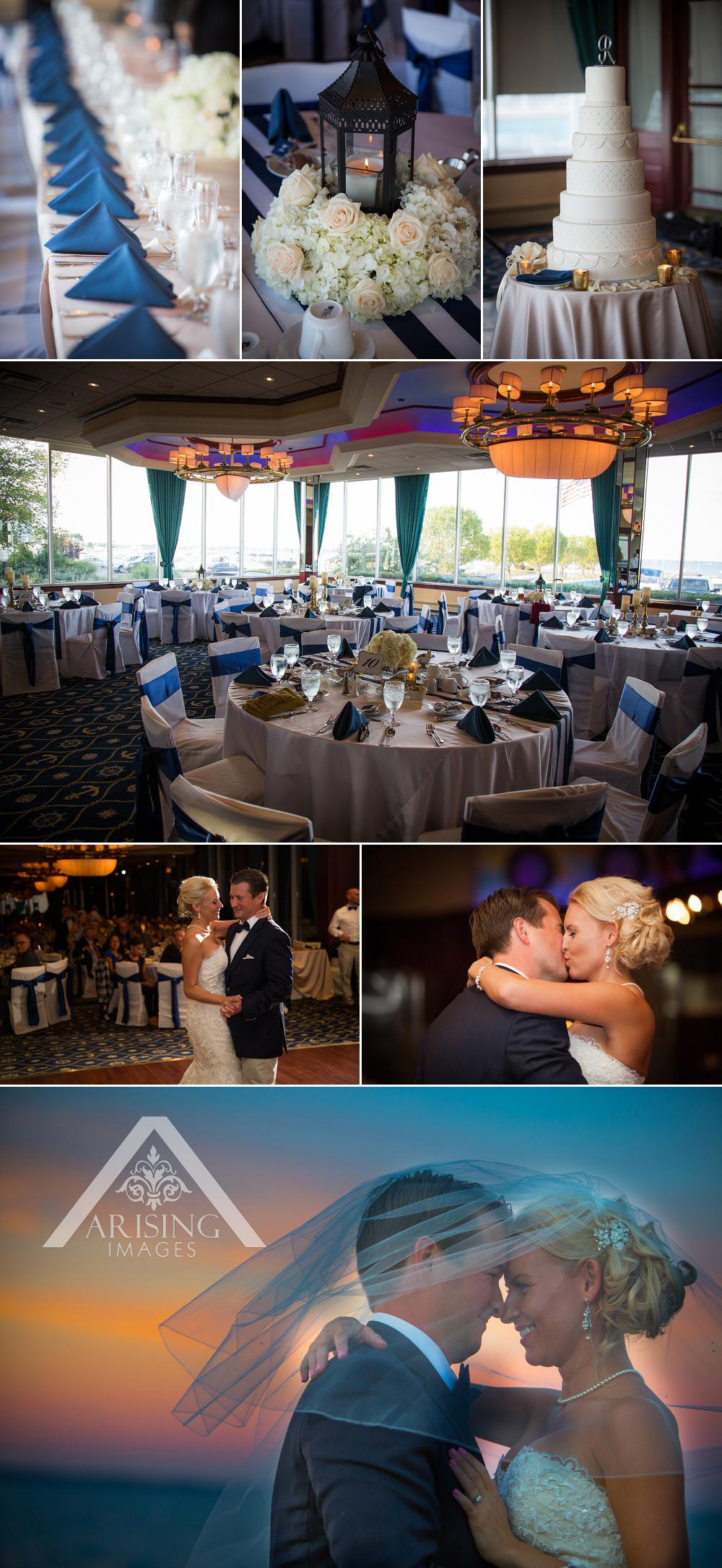 Lake St. Claire Wedding Photographers