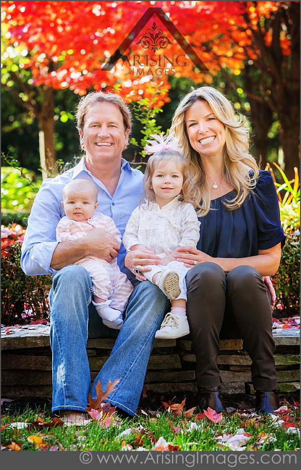 Gorgeous fall family photos