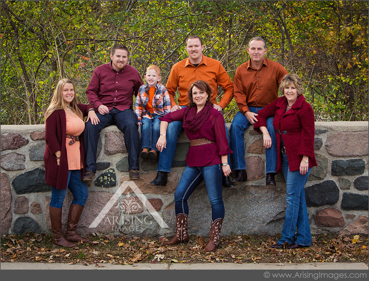 Top 10 Reasons To Do Fall Family Pictures