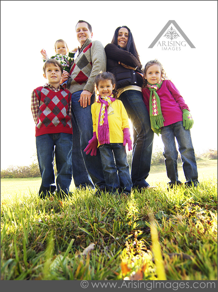 Great accessories for fall family pictures