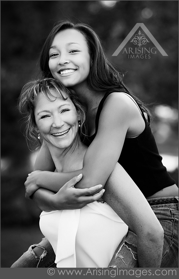 Cute mother and daughter pictures