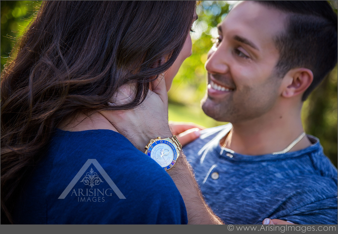 Lake Orion Michigan Engagement Session