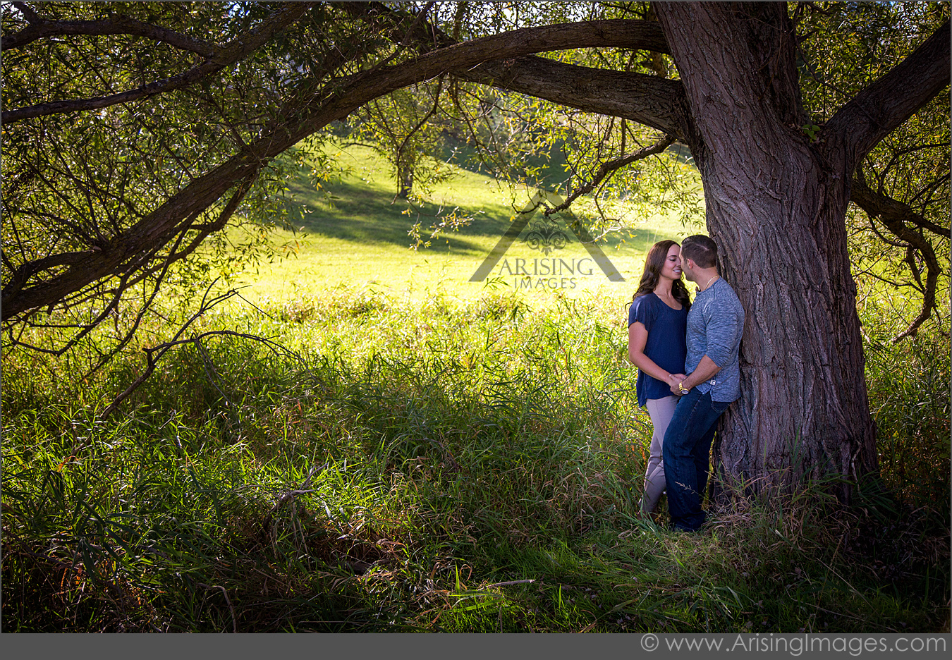 Cool engagement photo ideas