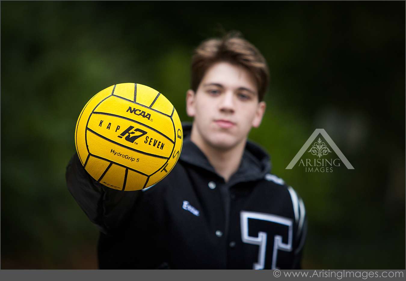 Water Polo senior pictures