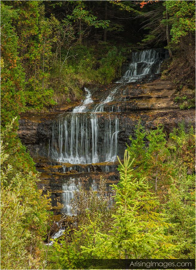 Alger Falls, Munising, MI
