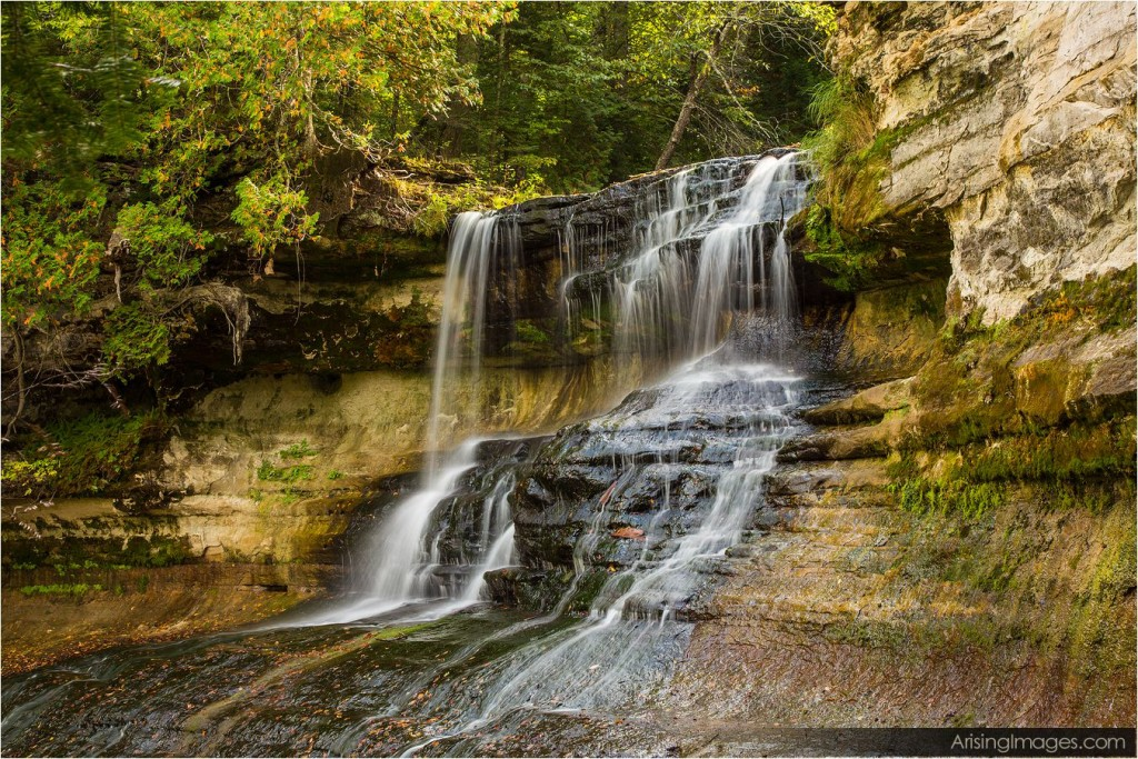 Laughing Whitefish Falls, Munising, MI