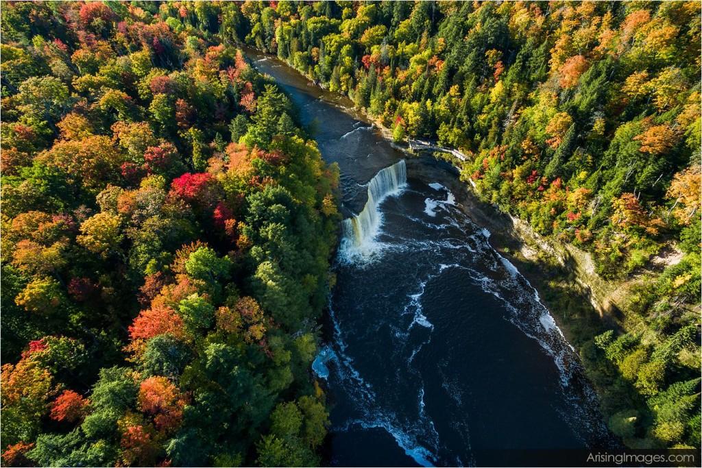 Upper Tahquemenon Falls