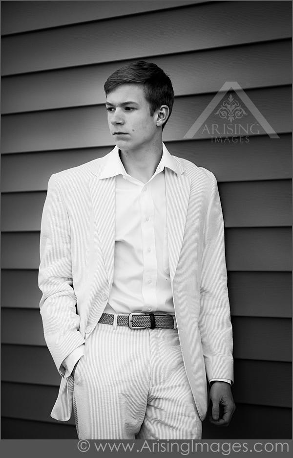 Awesome senior photos for guys