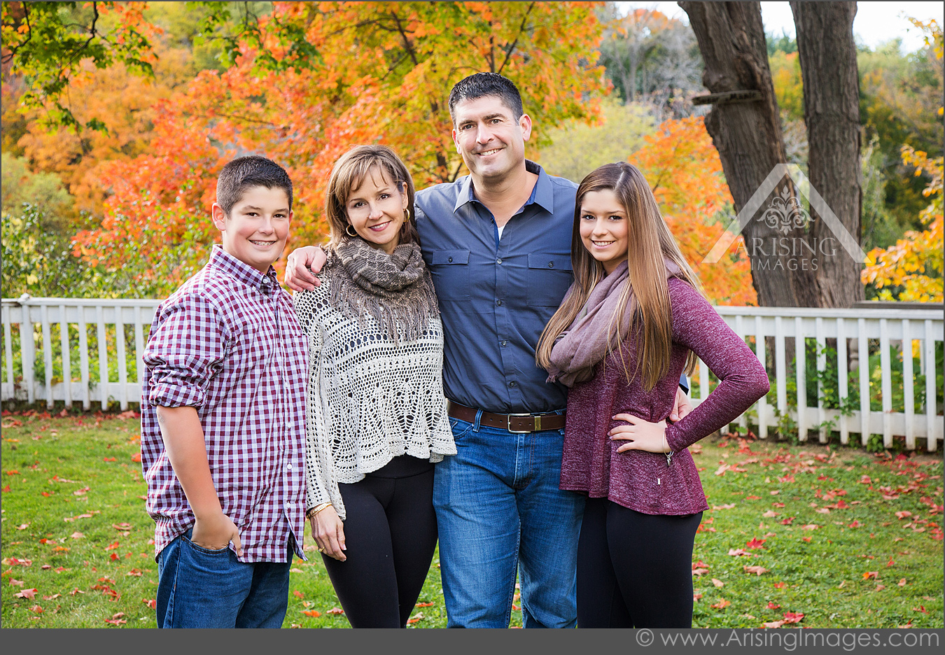 Gorgeous Family Photos at Cranbrook
