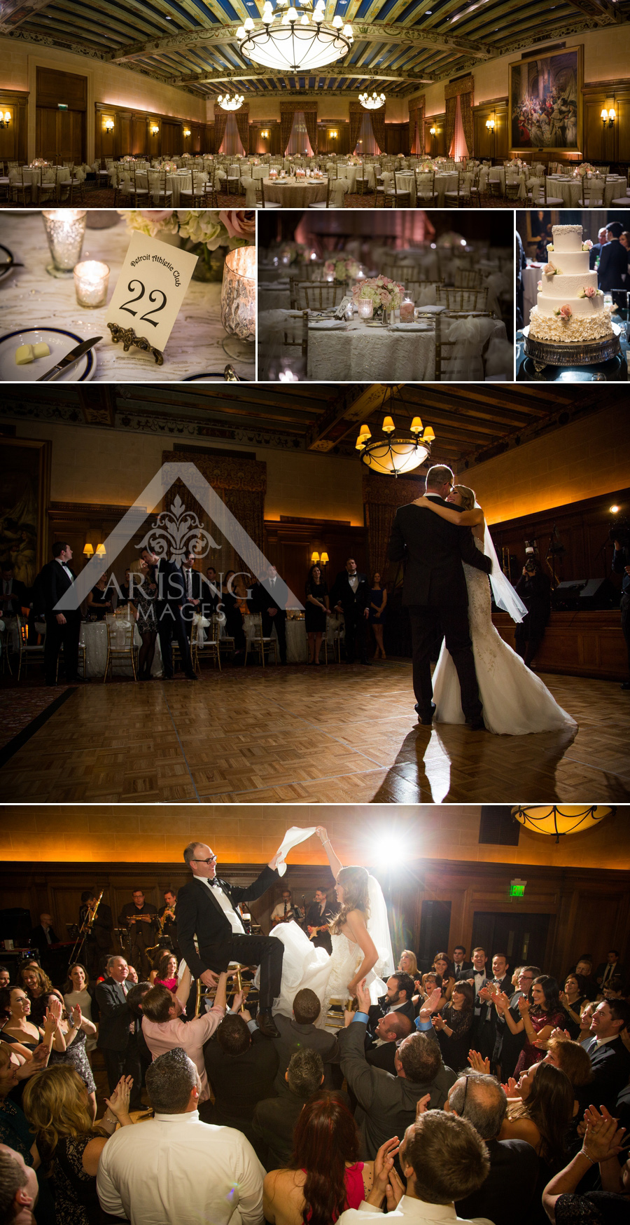 Oakland Country Wedding Photographers