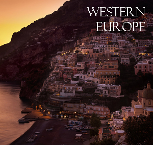 Landscape photography of western europe (England, Spain, France, Germany, Switzerland, Italy)