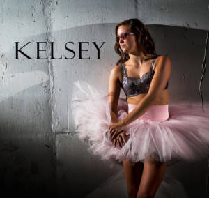 high school senior dancer photos