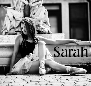 high school senior girl dancer pics